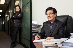Melbourne photographer anthony jeong corporate photography  Dr Lee.jpg